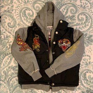 Kids Ed Hardy jacket